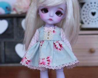 Pukifee, Lati Yellow ~ Long sleeves dress