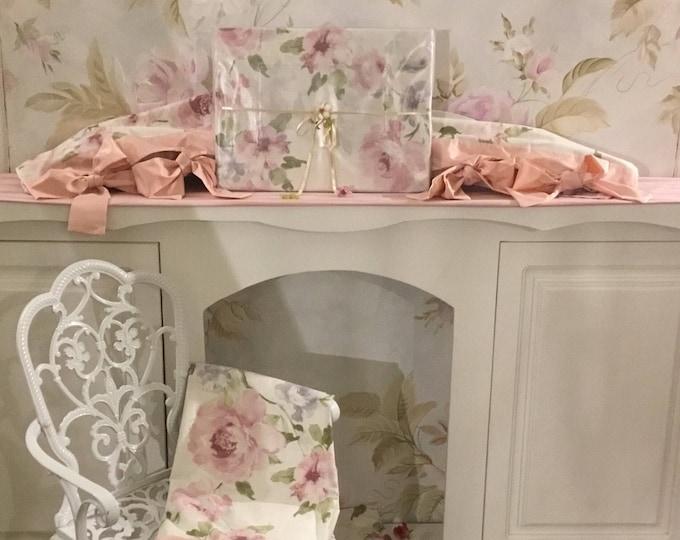 Shabby roses sheets