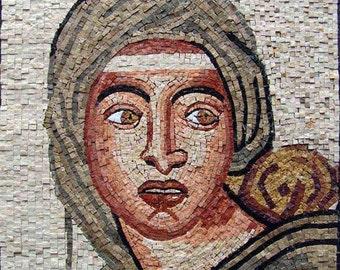 Delphic Sibyl Michelangelo Mosaics