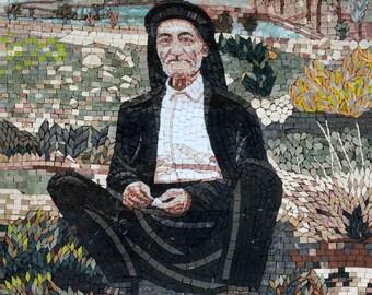 Custom Mosaic - Sikh Memorial