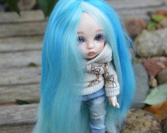 BJD wig For Pukifee 5/6 inch