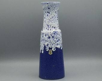 ES - Keramik / Emons and Söhne  Keramik 677-28 vintage  vase Mid Century Modern 1960s / 1970s ceramic West Germany Pottery.