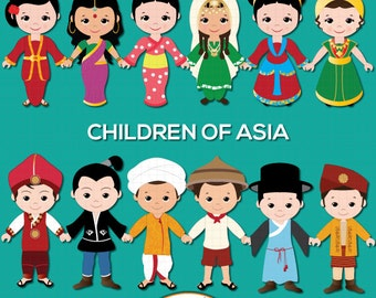 Asian clipart – Etsy