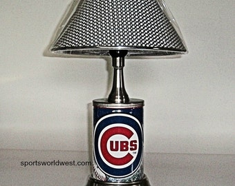 CHICAGO CUBS Desk Lamp