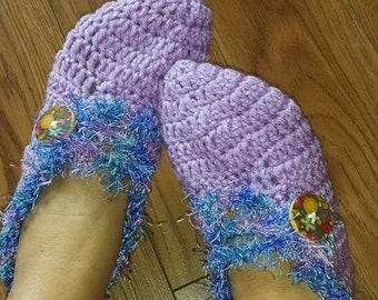 Cute Mary Jane Slippers