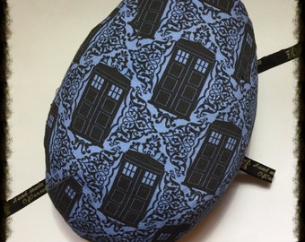 Dr Who Tardis Themed Tailors Ham