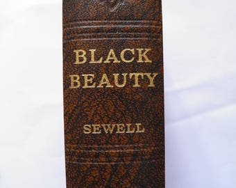 Black Beauty by Anna Sewell plus Arabian Nights' Entertainment by Mrs Sugden Greycaine Odhams Hardback c.1930