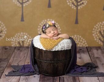 Autumn Photography Backdrop Vinyl, Fall Photo Props, Baby Photo Props Newborn, Photography Background Photo Backdrop Yellow Trees FALL188