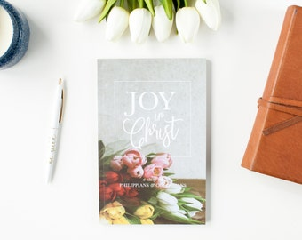 Joy in Christ Devotional Journal for Philippians and Colossians
