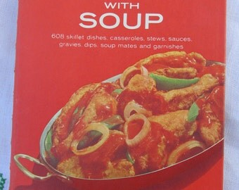 Cookbook - Campbell Soup Co - Vintage