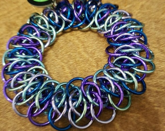 Viper Scale Bracelet with out clasp