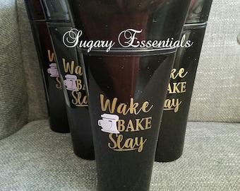 Wake, Bake, Slay Tumbler - 16 oz.