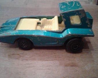 Vintage Matchbox Toy Car