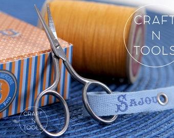 Embroidery Scissors Maison Sajou Charmes Model 006/Sajou Shears/Embroidery Shears/Chenille Scissors/Knitters Scissors/Miniature Scissors