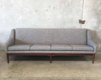 Danish Modern Teak Sofa by Bramin (BCD3U5)