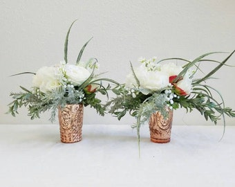 Wedding Centerpiece, Wedding Decorations, Home Decor, Floral Arrangement, Succulent Arrangement, Wedding Package