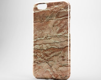 Marble iPhone 7 Case, Pink Marble iPhone, iPhone 6 Case, Red Marble Case, iPhone 5 Case, iPhone 7 Plus, iPhone 6 Plus, Samsung Galaxy Marble