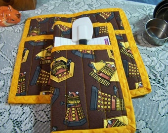 Dr Who - Daleks Pot Holder gift set