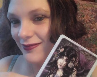 Love & Romance Tarot Card Reading