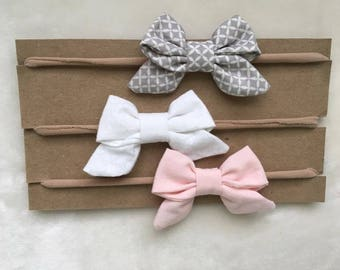 Petite Bow Set
