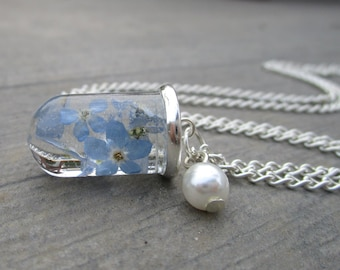 Forget-me-not chain sticks
