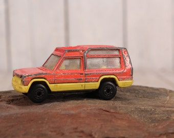 Matchbox car - Matra Rancho Matchbox car - Collectible car Matchbox - Vintage Matchbox car - Made in Bulgaria Matchbox car