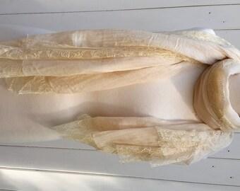 cotton, lace scarf. cotton, lace shawl. cream cotton, lace scarf. grey cotton, lace scarf. boho cotton scarf. mori cotton scarf.