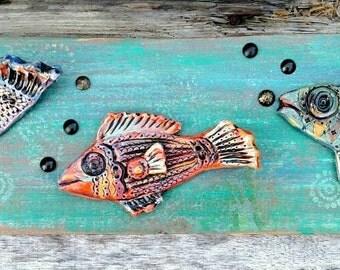 Three Little Fishies