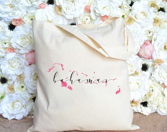 Bahamas Destination Wedding Welcome Bag - Nassau