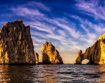 Photo Art - Sunrise Photography - Cabo San Lucas
