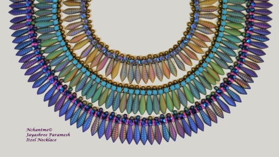 Itzel Necklace