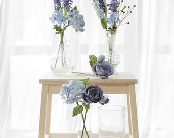 Flower DIY,Paper flower deco,Mulberry Paper