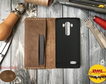Leather Phone Case for G3 Case, G3, G3 Case, G3 Wallet Case, G3 Wallet Case, G3 Leather Wallet Case, Leather G3 Case, Gift