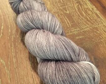 Hand Dyed Superwash Merino DK/Light Worsted Yarn Wool, 100g/3.5oz, 'Isaac'