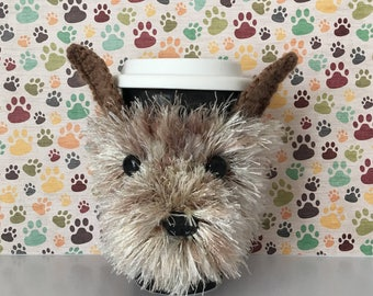 Cairn Terrier, Dog Mommy, Dog Walker, Crazy Dog Lady, Mug Warmer, My Kids Have Paws, Gifts For Dog People, Doggy Mom, I Like Dogs, Fur Kid
