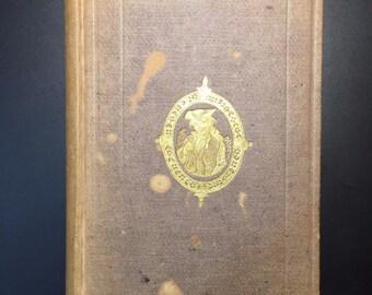 Washington Irving's Knickerbocker, History of New York, In One Vol., 1864, Rare