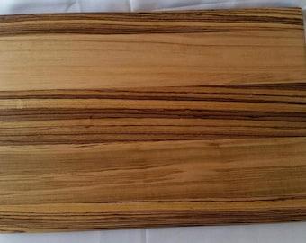 butcher block cutting board optional overhang front lip zebra u0026 maple harwood butcher block