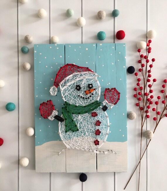 string art customizable string art christmas string art. Black Bedroom Furniture Sets. Home Design Ideas