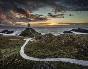 Llanddwyn Island Lighthouse