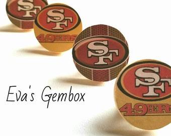 49ers San Francisco Magnets