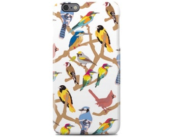 Bright Bird iPhone 6 Case, iPhone 6S Case, iPhone 6 Plus Case, iPhone 5 Case, iPhone 5S Case, iPhone 5C Case, Samsung Galaxy Case S5, S6, S7