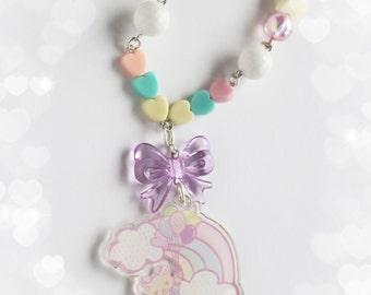 Kitten Sky Necklace