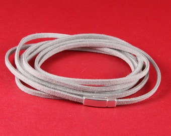 5/10 MADE in EUROPE zamak flat cord magnetic clasp, zamak clasp, zamak magnetic clasp, 3mm flat cord magnetic clasp (9953-0377) Qty1