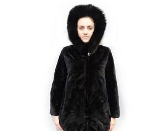 Shearling coat   Etsy