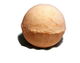 You Gotta Love Florida Milk & Honey Organic Bath Bomb - All Natural - Bath Fizz - Citrus Blend - Citrus Bath Bomb - Kids Bath Bomb