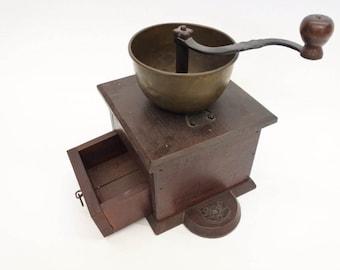 Antique VINTAGE Coffee Grinder coffee grinder