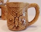 Vintage Owl Coffee Mugs -...
