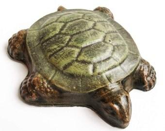 Garden turtle - Turtle statue - Turtle lover gift - Garden decor - Yard decor - Concrete decor - Garden statue  - Concrete turtle - Tortoise