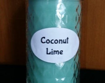 Coconut Lime 12 oz. Candle
