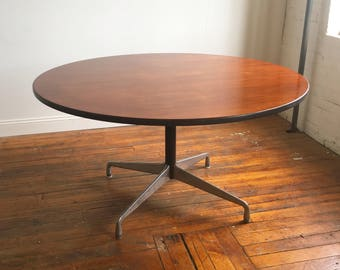 Herman Miller Eames Aluminum Group Table